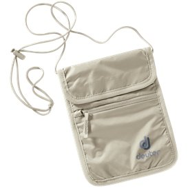 Deuter Security Wallet II Brustbeutel sand