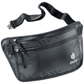 Deuter Security Money Belt II Geldgürtel Bauchtasche black hier im Deuter-Shop günstig online bestellen