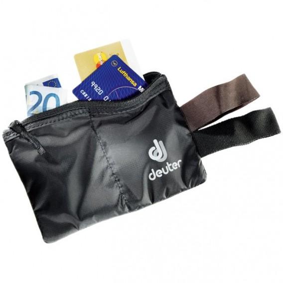Deuter Security Flip In Gürteltasche Geheimtasche black hier im Deuter-Shop günstig online bestellen