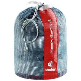 Deuter Mesh Sack 2 Packtasche Wäschesack fire