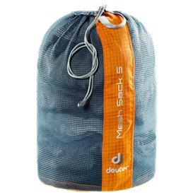 Deuter Mesh Sack 5 Packtasche Wäschesack mandarine