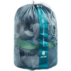 Deuter Mesh Sack 18 Packtasche Wäschesack petrol