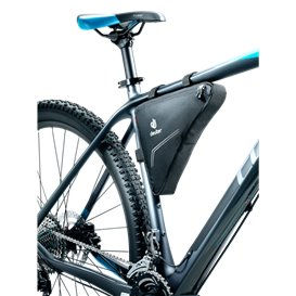 Deuter Triangle Bag Fahrradtasche black