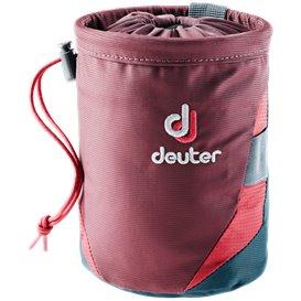 Deuter Gravity Chalk Bag I M Magnesiumtasche Kreidebeutel maron-arctic