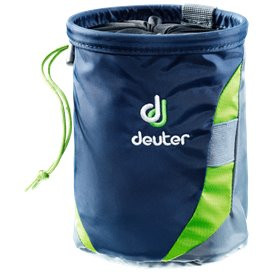 Deuter Gravity Chalk Bag I L Magnesiumtasche Kreidebeutel navy-granite