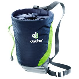 Deuter Gravity Chalk Bag II L Magnesiumtasche Kreidebeutel navy-granite