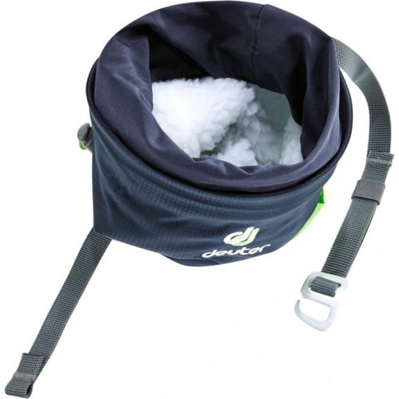 Deuter Gravity Chalk Bag II L Magnesiumtasche Kreidebeutel navy-granite hier im Deuter-Shop günstig online bestellen