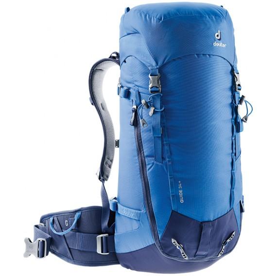 Deuter Guide 34+ Trekkingrucksack Wanderrucksack lapis-anvy hier im Deuter-Shop günstig online bestellen
