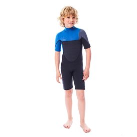 Jobe Boston Shorty 2mm Kinder + Jugend Neoprenanzug blau