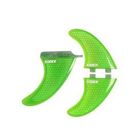 Jobe SUP Zubehör 6 Inch Honeycomb Finnen Set (3 Stück) lime grün hier im Jobe-Shop günstig online bestellen