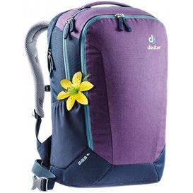 Deuter Giga SL Damen Rucksack Daypack 28 Liter plum-navy (blau-pink)