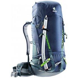 Deuter Guide 45+ Alpin-Rucksack Damen Kletterrucksack navy-granite (grau-blau)