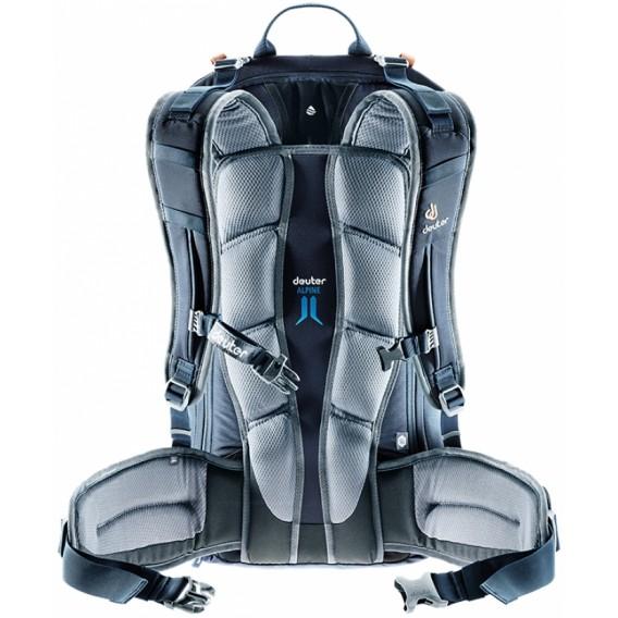 Deuter Freerider Pro 30 Alpin-Rucksack Skirucksack black (schwarz) hier im Deuter-Shop günstig online bestellen