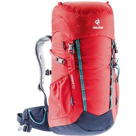 Deuter Climber Kinder Rucksack 22L chili-navy hier im Deuter-Shop günstig online bestellen