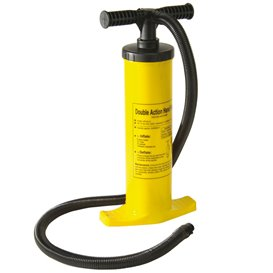 Jobe Double Action Hand Pump Luftpumpe Handpumpe