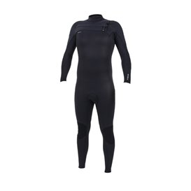ONeill Hyperfreak 4/3 Plus Chest Zip Herren Fullsuit Neoprenanzug black