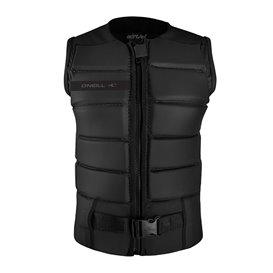 ONeill Outlaw Comp Vest Herren Neopren Prallschutzweste black hier im ONeill-Shop günstig online bestellen