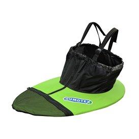 Gumotex Spritzschürze Universell für Gumotex Boote lime-schwarz