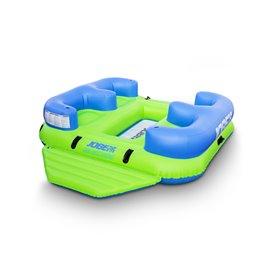 Jobe Laid Back Lounge für 4 Personen Badeplattform