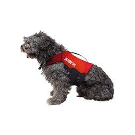 Jobe Pet Hunde Schwimmweste rot