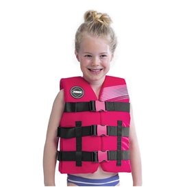 Jobe Nylon Schwimmweste Kinder pink NEU