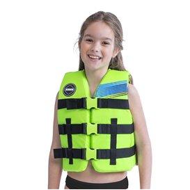 Jobe Nylon Schwimmweste Kinder lime green