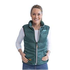 Jobe 50 Newton Bodywarmer modische Damenweste mit Auftrieb Dark Teal hier im Jobe-Shop günstig online bestellen