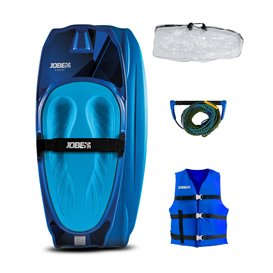Jobe Streak Kneeboard Set Package blau NEU
