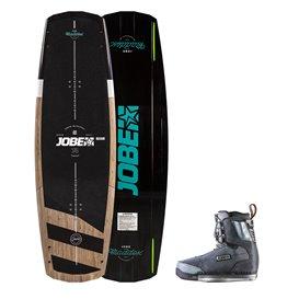 Jobe Maddox Wakeboard 138 & Charge Bindung Set