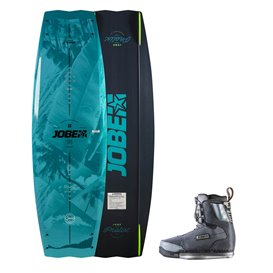 Jobe Prolix Wakeboard 138 & Charge Bindung Set