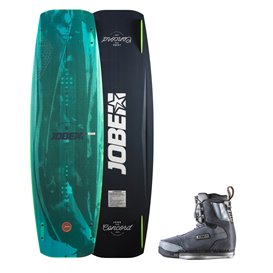 Jobe Concord Wakeboard 137 & Charge Bindung Set