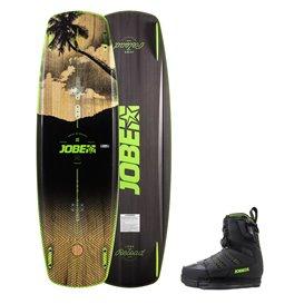 Jobe Reload Wakeboard 144 & Nitro Bindung Set schwarz hier im Jobe-Shop günstig online bestellen