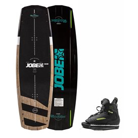 Jobe Maddox Wakeboard 142 & Unit Bindung Set NEU