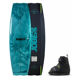 Jobe Prolix Wakeboard 134 & Host Bindung Set