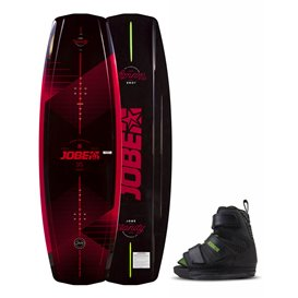 Jobe Vanity Wakeboard 131 & Host Bindung Set