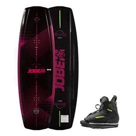 Jobe Vanity Wakeboard Damen 131 & Unit Bindung Set NEU hier im Jobe-Shop günstig online bestellen