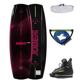 Jobe Vanity Wakeboard Damen 136 & Unit Bindung Set Package NEU hier im Jobe-Shop günstig online bestellen