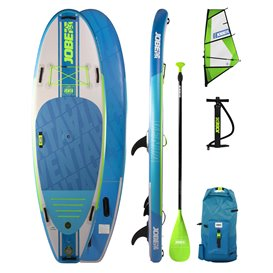 Jobe Venta 9.6 Aufblasbares WindSUP Set Package + Venta SUP Segel