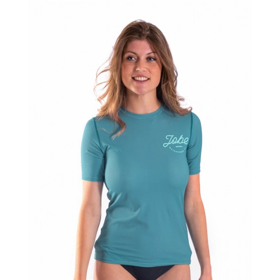 Jobe Rash Guard Loose Fit Damen Vintage Teal hier im Jobe-Shop günstig online bestellen