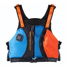 Hiko Mikmaq PFD Schwimmhilfe Paddelweste blue-orange