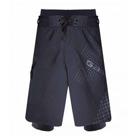 Hiko Gambit Combo Shorts boardshort Paddelhose black