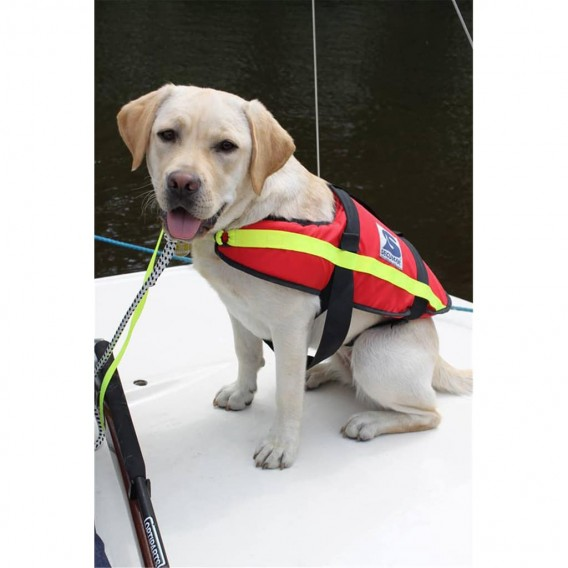 Secumar Hundeschwimmweste Auftriebsweste für Hunde