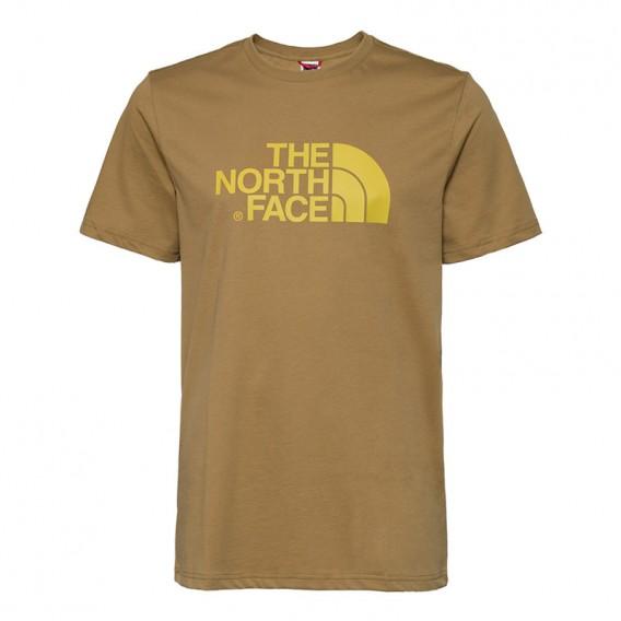 The North Face Easy Tee Herren Kurzarm T-Shirt british khaki hier im The North Face-Shop günstig online bestellen