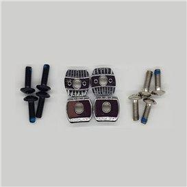 Obrien Bindungsschrauben und Krallen für Modelle 2012 und 2013