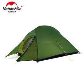 Naturehike Cloud Up 2 SI Ultralight Updated Kuppelzelt dark green