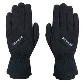 Roeckl Kayen Unisex Freizeit und Ski Handschuhe schwarz
