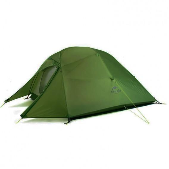 Naturehike Cloud Up 3 PU Updated Zelt 3 Personen Kuppelzelt green hier im Naturehike-Shop günstig online bestellen