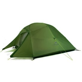 Naturehike Cloud Up 3 PU Updated Zelt 3 Personen Kuppelzelt green