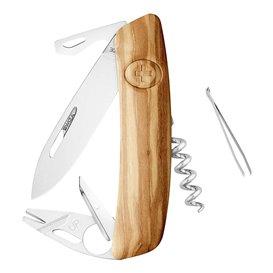 Swiza Taschenmesser Tick Tool 03 Outdoor Klappmesser olive hier im Swiza-Shop günstig online bestellen