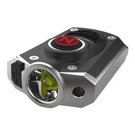 NEBO Mycro LED Schlüsselanhänger 400 Lumen Mini Taschenlampe schwarz